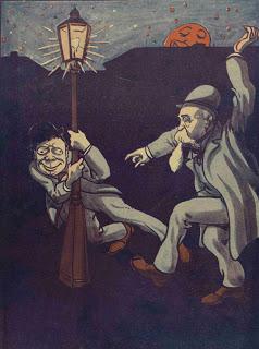 Caricatura in Furnica 1911