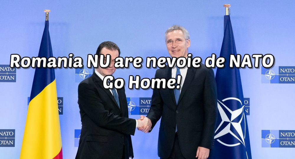 În plină criză mondială, România dă bani și mai construiește o bază pentru NATO!…