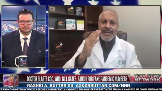 Ieşirea Din MATRIX: Dr. Rashid Buttar face afirmații explozive ...